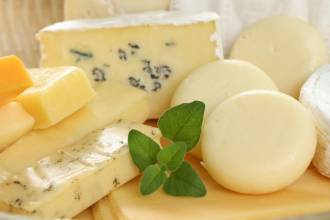 奶酪和芝士的营养价值?