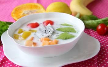 十种有益肠道健康的食物