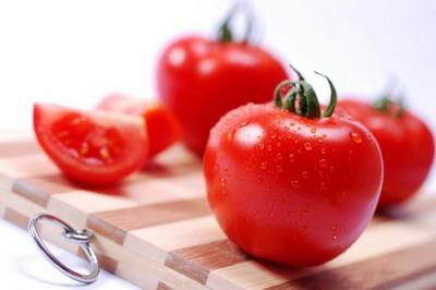 早晨吃西红柿番茄素营养吸收最好