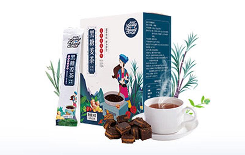养羊啦黑糖姜茶240g/盒