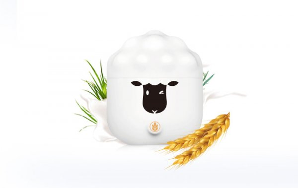 桂花马蹄风味酸羊乳8杯/箱