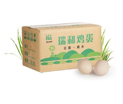 瑞和鸡蛋(30个/箱)