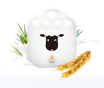 桂花马蹄风味酸羊乳(买两箱送一箱)