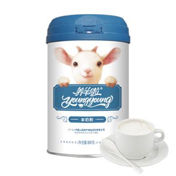 羊奶粉800g*6罐(一箱)仅支持山羊币或橙点购买