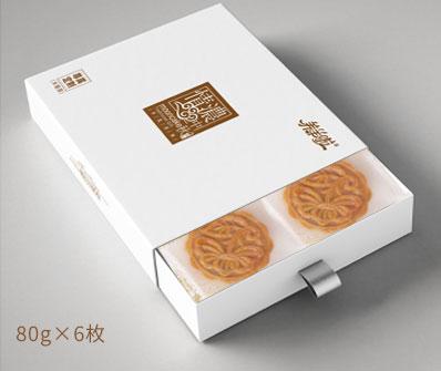 养羊啦木糖醇羊乳月饼80g×6枚